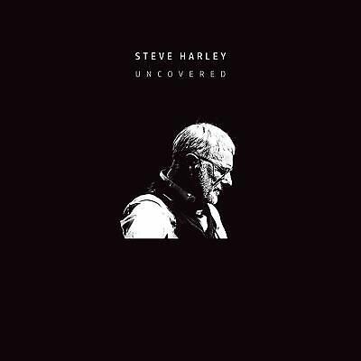STEVE HARLEY - UNCOVERED [CD] Sent Sameday*