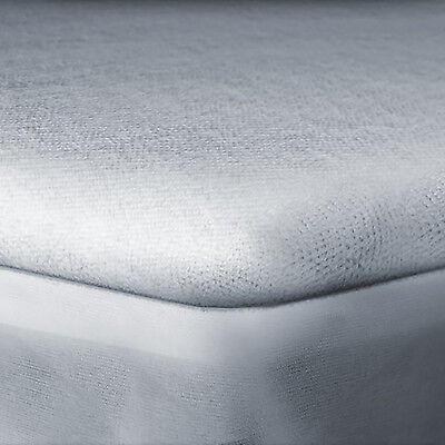- Luxury Mattress Protector Waterproof RV Short Queen Terry Cloth 8 inch Pocket