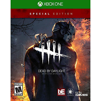 Dead by Daylight: Special Edition Xbox One [Brand New]