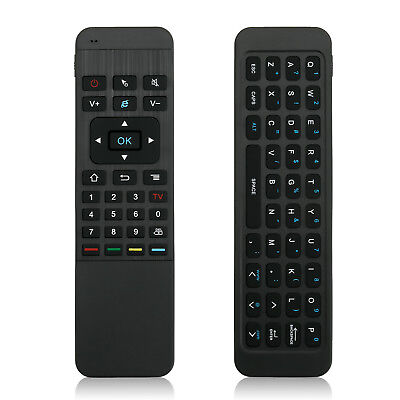 New 2.4G P3 Air Mouse Mini QWERTY Keyboard Remote Control for Android TV Box