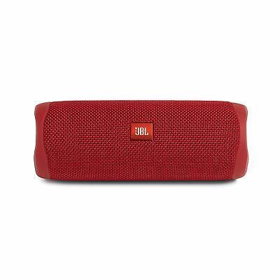 JBL Flip 5 Portable Bluetooth Speaker Waterproof PartyBoost - Red