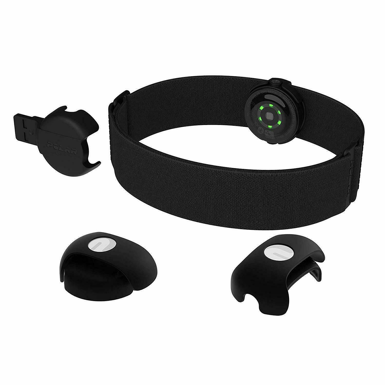 Polar OH1 Optical Heart Rate Sensor and Arm Strap Black