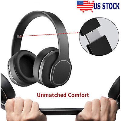 TaoTronics Active Noise Cancelling Bluetooth Headphones Over-Ear TT-BH047 US