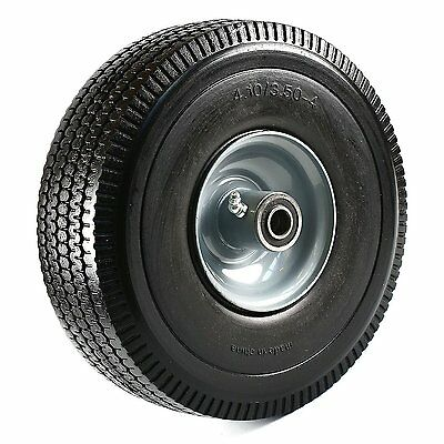 Nk 10 Heavy Duty Solid Rubber Flat Free Tubeless Hand Truckutility Tire