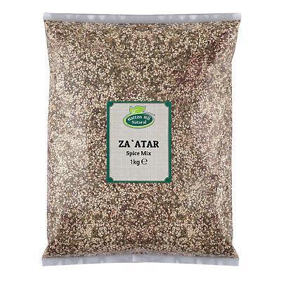 Za'atar - Zatar - Zaatar Spice Blend - 1kg (Thyme, Sumac, Sesame...