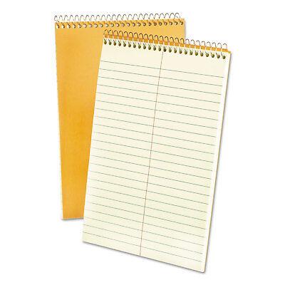 Ampad Spiral Steno Book Gregg 6 X 9 15 Lb Green Tint 60 Sheets 25270