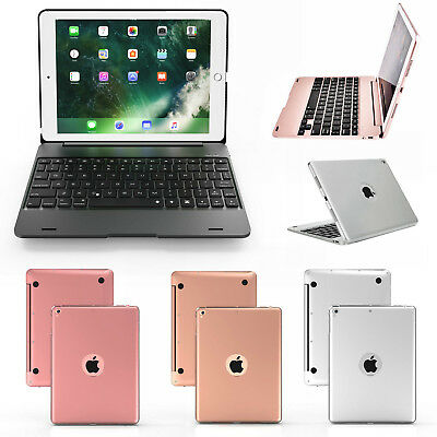 Generation Bluetooth - Folio Bluetooth Keyboard Smart Case Stand Cover For iPad 9.7 5th/6th Generation