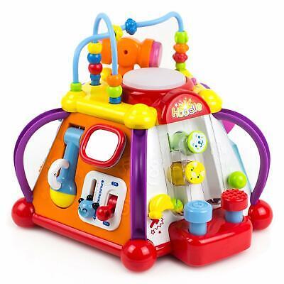 Toysery Musical Activity Cube Play Center