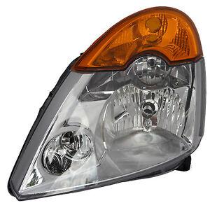 RENAULT MODUS 04- Scheinwerfer + Blinker Gelb H1+H7 elektrisch verstellbar Links