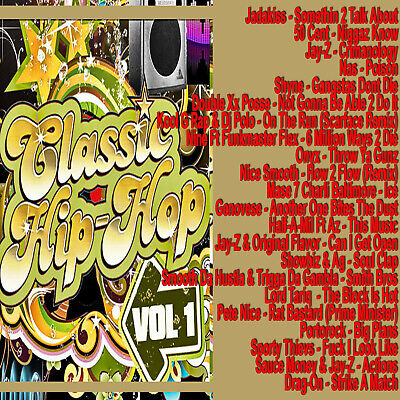 Best Of Rare Classic Hip-Hop Vol. 1  Mix Edition Mixtape