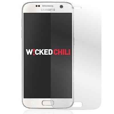 Wicked Chili 3D Echtglas Full Cover für Samsung Galaxy S7 (SM-G930F) Panzerglas