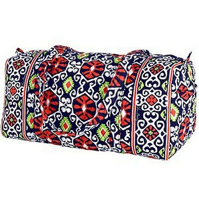 Vera Bradley Small Duffel In Sun Valley