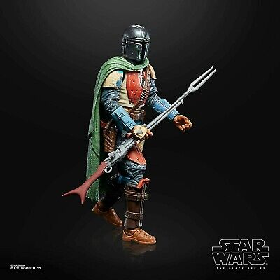 """Star Wars The Black Series Collection The Mandalorian Toy 6"""" Figure PRE-ORDER"""
