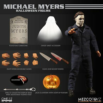 "Mezco Toyz One:12 Collective Michael Myers Halloween 6"" Figure Brand New In Hand"