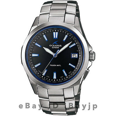 Casio Oceanus Smart Access OCW-S100-1AJF Tough Solar Multiband 6 Watch