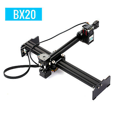 20w L-aser Engraving Machine High Speed Mini Portable Plastic Wood Bamboo