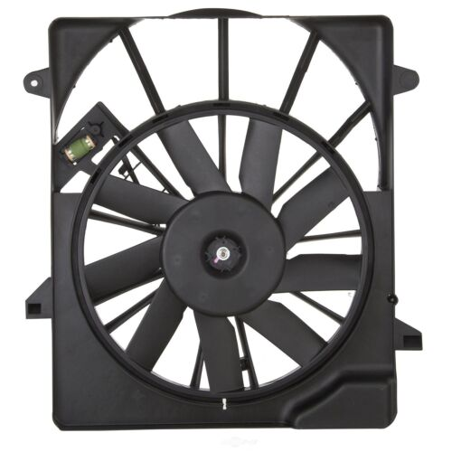 Radiator Cooling Fan Assembly for 07-11 Dodge Nitro 3.7L 4.0L V6