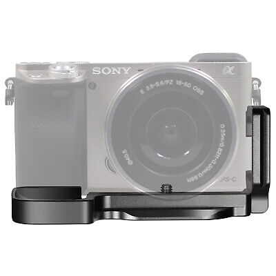 Neewer QR L-Plate Bracket Hand Grip for Sony a6000 Arca Swiss