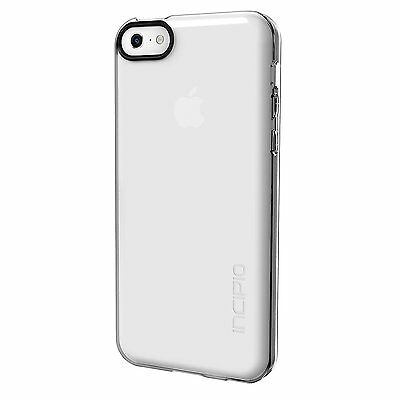 Incipio Feather Clear Transparent Ultra Light Thin Slim Snap On Case iPhone 5c  Incipio Ultralight Feather