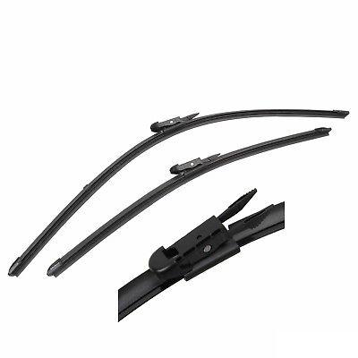 For BMW 323i 328i 335i xDrive X1 Front Windshield Wiper Blade Set Valeo 574470