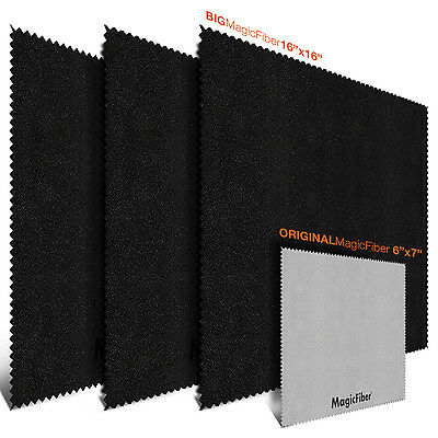 Extra Large MagicFiber® Microfiber Cleaning Cloths Plasma HD 3D Smart TV Screen