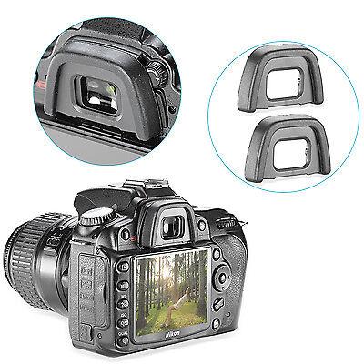 Neewer 2-Pack Nikon DK-23 Replacement Eyepiece Eyecups