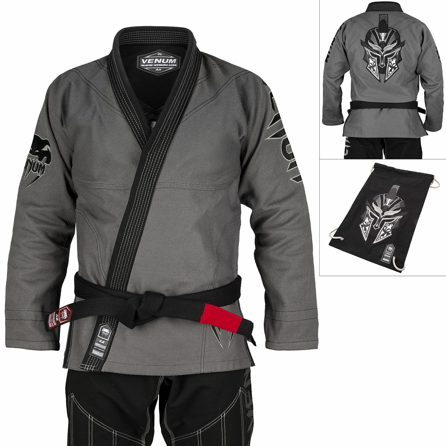 Venum Special Edition Gladiator BJJ Gi With Bag Size A4