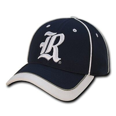 Rice University Owls Jersey Mesh Baseball Structured NCAA Snapback Cap Hat (Rice Hats)