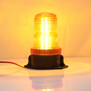 12V 24V LED Rundumleuchte Warnleuchte Blitzleuchte Blinkleucht KFZ Auto Traktor