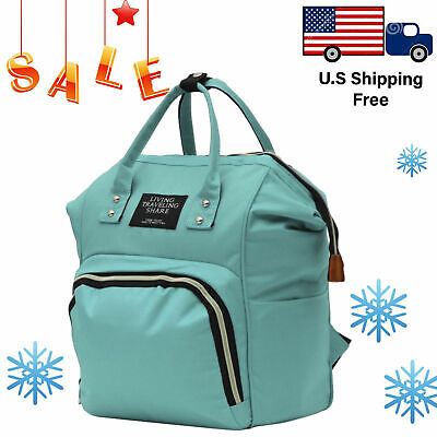 Diaper bag backpack Baby Travel waterproof large pack mummy baby For Baby Care