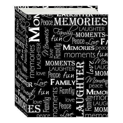 Photo Album 4X6  Photos Organizer Wedding Babies Family Pictures Memory Storage - Wedding Album