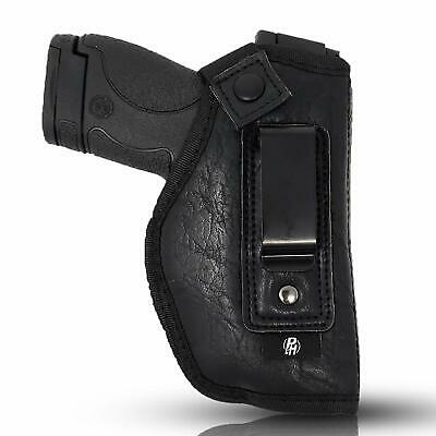 IWB Gun Holster by PH - Best Concealed Carry Custom Fit | Soft Material