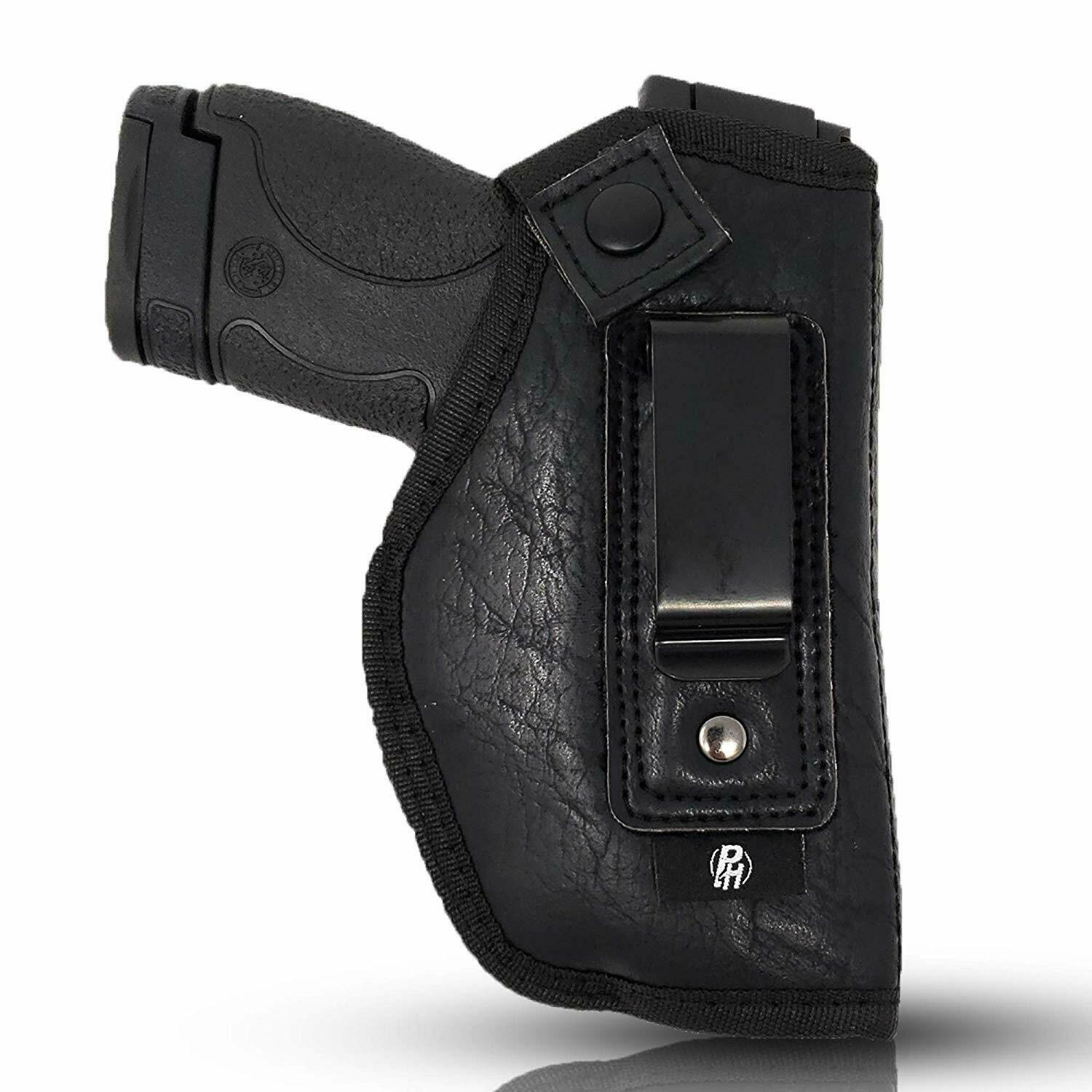 IWB Gun Holster by PH - Best Concealed Carry Custom Fit | So