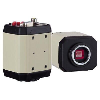 Amscope Ccd Microscope Vga Video Camera For Digital Tv Lcd Or Pc Monitor