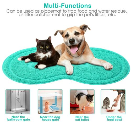 for bowls Floor mat for dog or cat