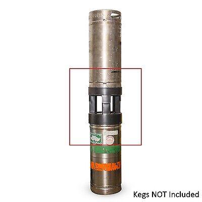 Sixtel Keg Spacer - Barpubrestaurant Draft Beer Keg Cooler Storage