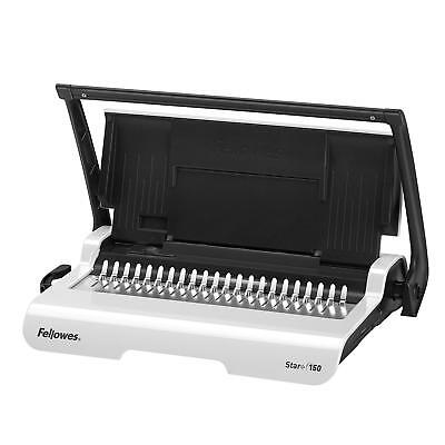 Document Puncher Binding Machine Paper Comb Home Office Tool Hand Book Journal