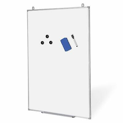 Magnetic Dry Erase Whiteboard 36 X 24 Inch Wall Hanging In Bedroom Calculation