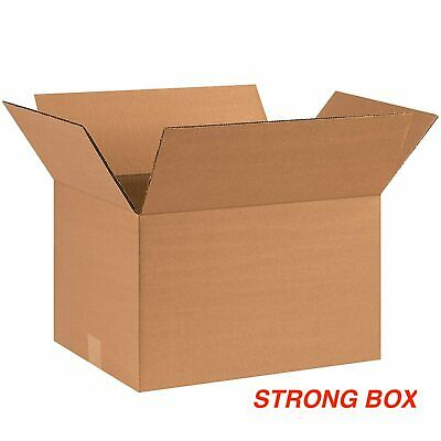 25 16x10x10 Cardboard Paper Boxes Mailing Packing Shipping Box Corrugated Carton