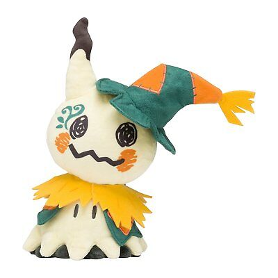 Pokemon Center Original Plush Doll Pokemon Halloween Time Mimikyu Costume JAPAN