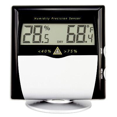 30.5009 La Crosse Technology TFA Digital Music-Control Thermo-Hygrometer