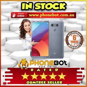Brand New Sealed LG G6 32G Platinum Silver, AU Stock@ Phonebot Preston Darebin Area Preview