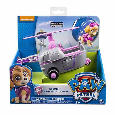 Paw Patrol Skye's High Flyin Copter Works With Paw Patroller Best Kids Toys