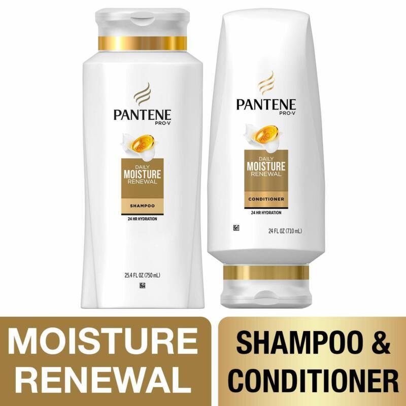 Pantene, Shampoo and Sulfate Free Conditioner Kit, Pro-V Dai