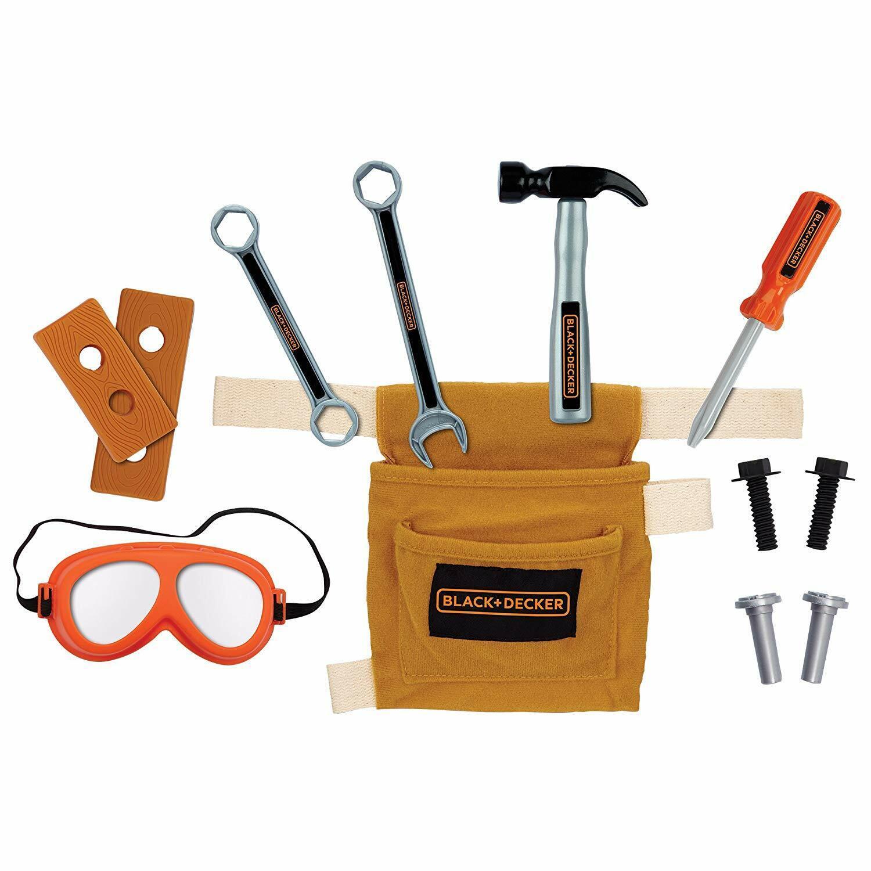 Tool Belt For Toddler Boys Toy Set Kids Junior Set Contructi