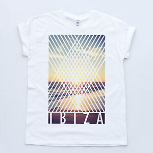 IBIZA-Beach-Holiday-Hipster-Swag-Indie-Top-Dope-Hype-Summer-Club-Fashion-T-shirt