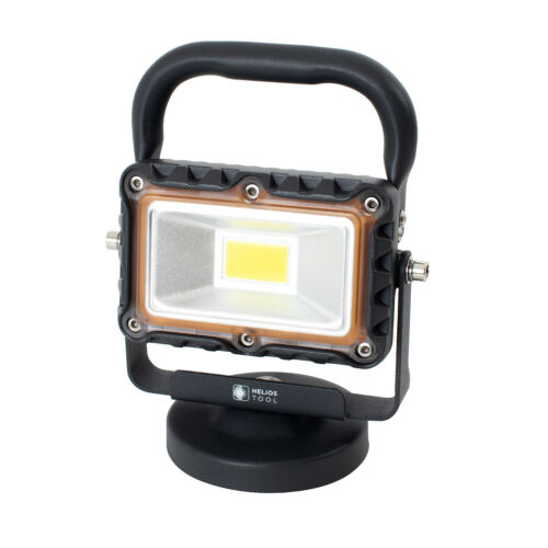 Helios Portable LED Rechargeable 1000 Lumen Work Light Heavy Duty Magnetic Base