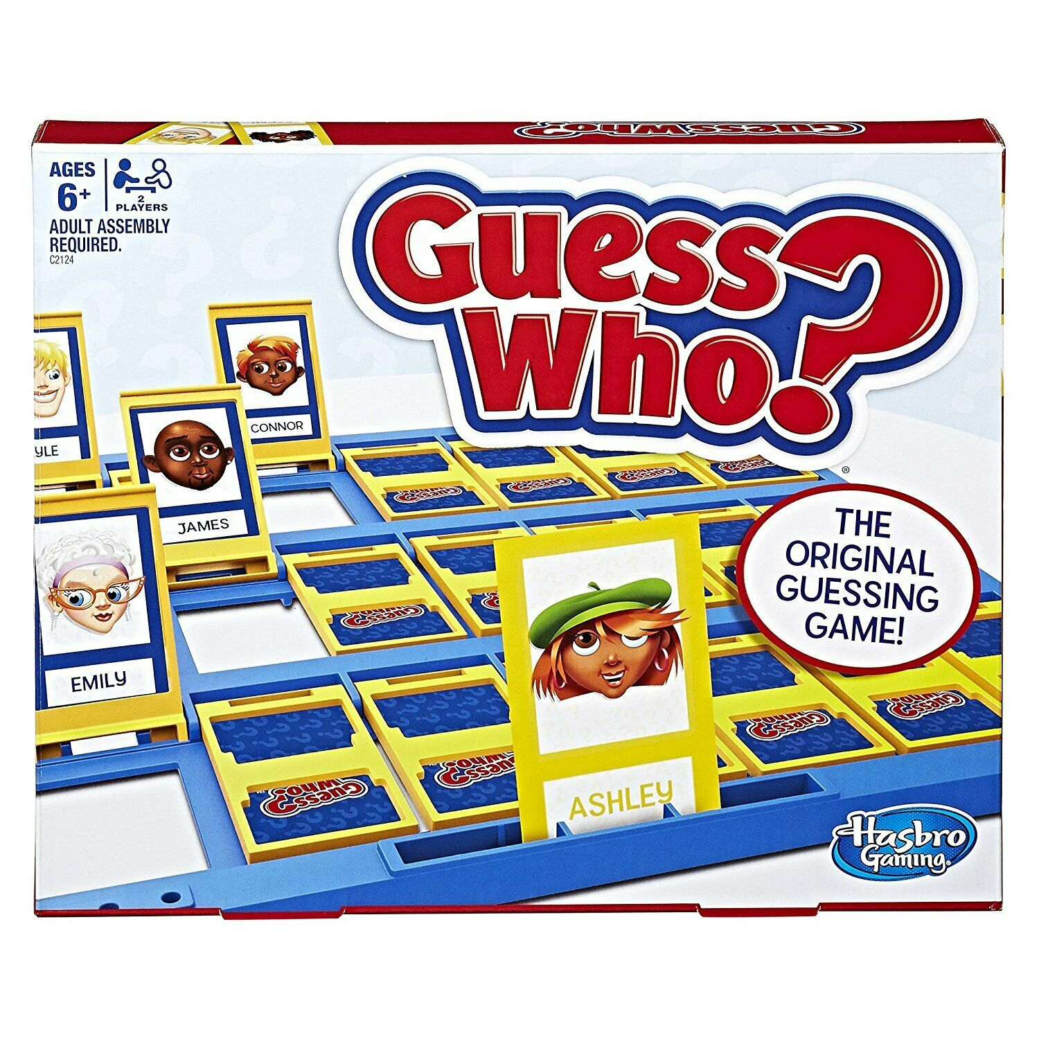 guess who classic game kids family toy