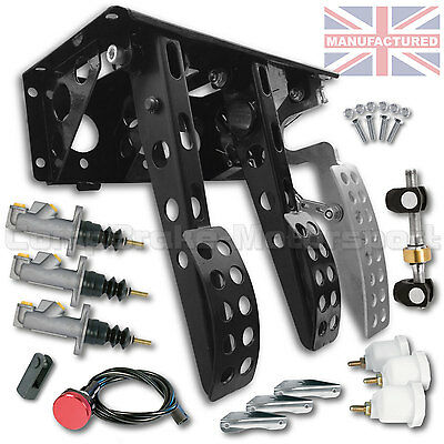 Top Mount Universal Hydraulic Brake Bias Pedal Box  CMB6667-HYD-KIT