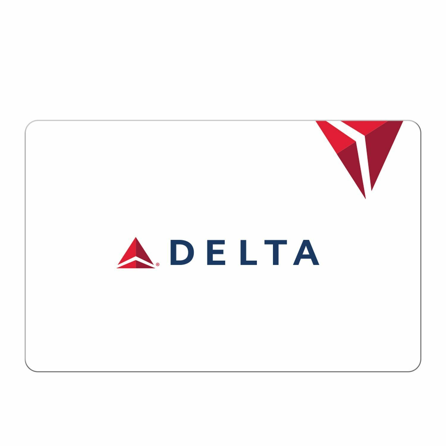 100 Delta Airlines Gift Card - $77.00